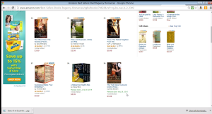 Amazon Best Sellers Regency Romance 5-18-15